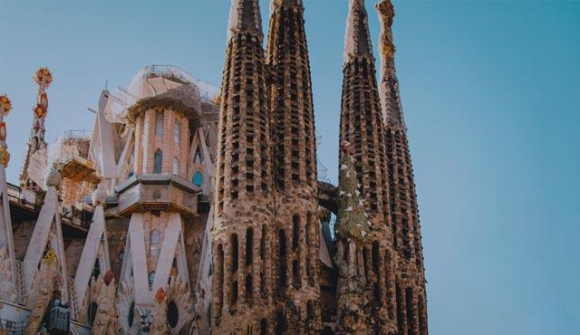 remote internships barcelona